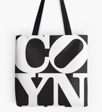 Nix Love (Black) Tote Bag