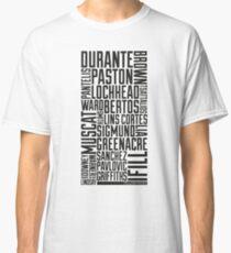 Squad Goals '11 (Black) Classic T-Shirt