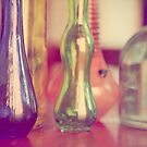 Bottles by ameliakayphotog