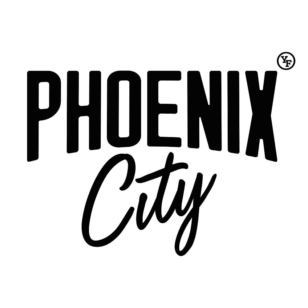 Phoenix City (Black) by YellowFeverNZ