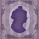Violet Steam by Bobbie Berendson W