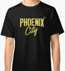 Phoenix City (Yellow) Classic T-Shirt
