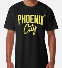 Phoenix City (Yellow) Long T-Shirt