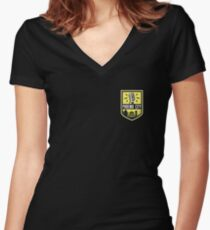 Phoenix City Crest Fitted V-Neck T-Shirt