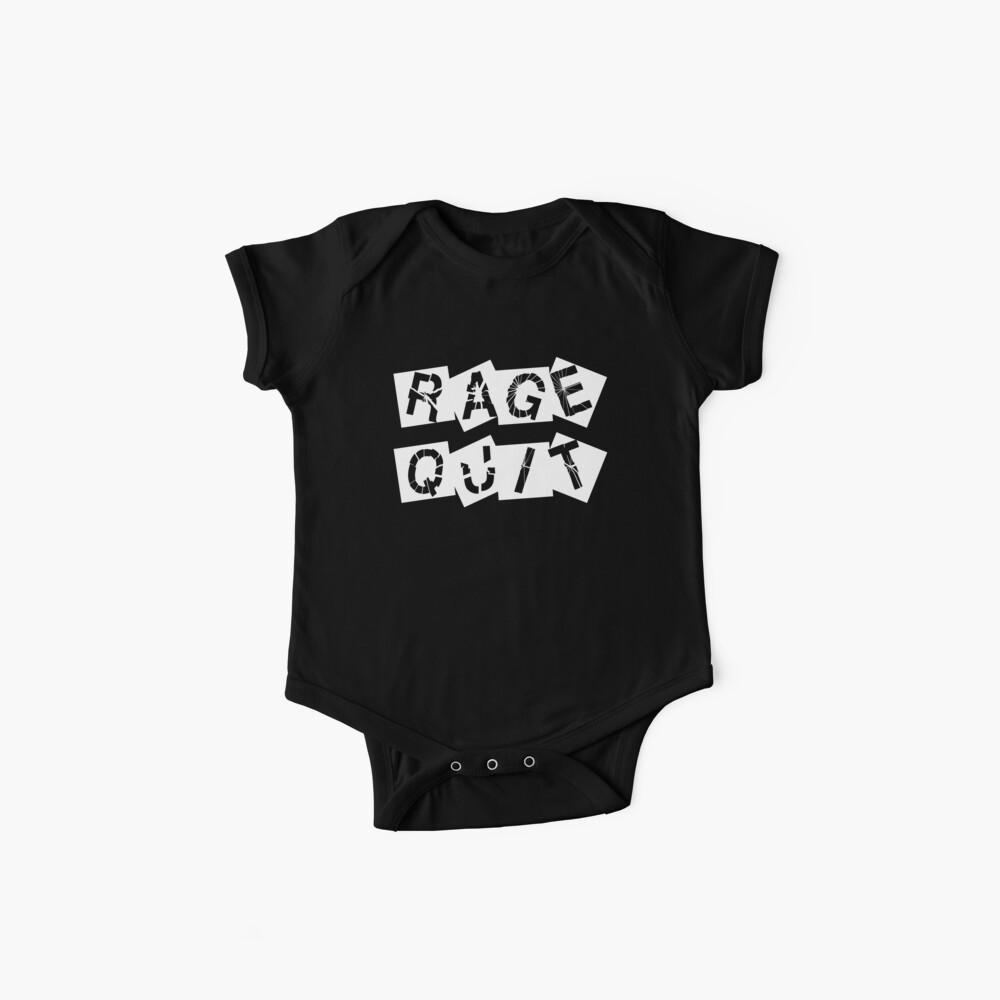 Gaming - Rage Quit Baby Bodys