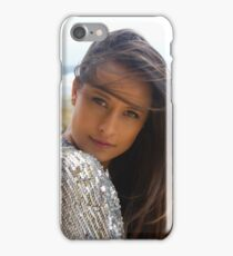 For the benefit of Miss Cleo iPhone Case/Skin