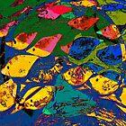 «Casa de natación en el planeta Zorg Ocean» de Heather Friedman