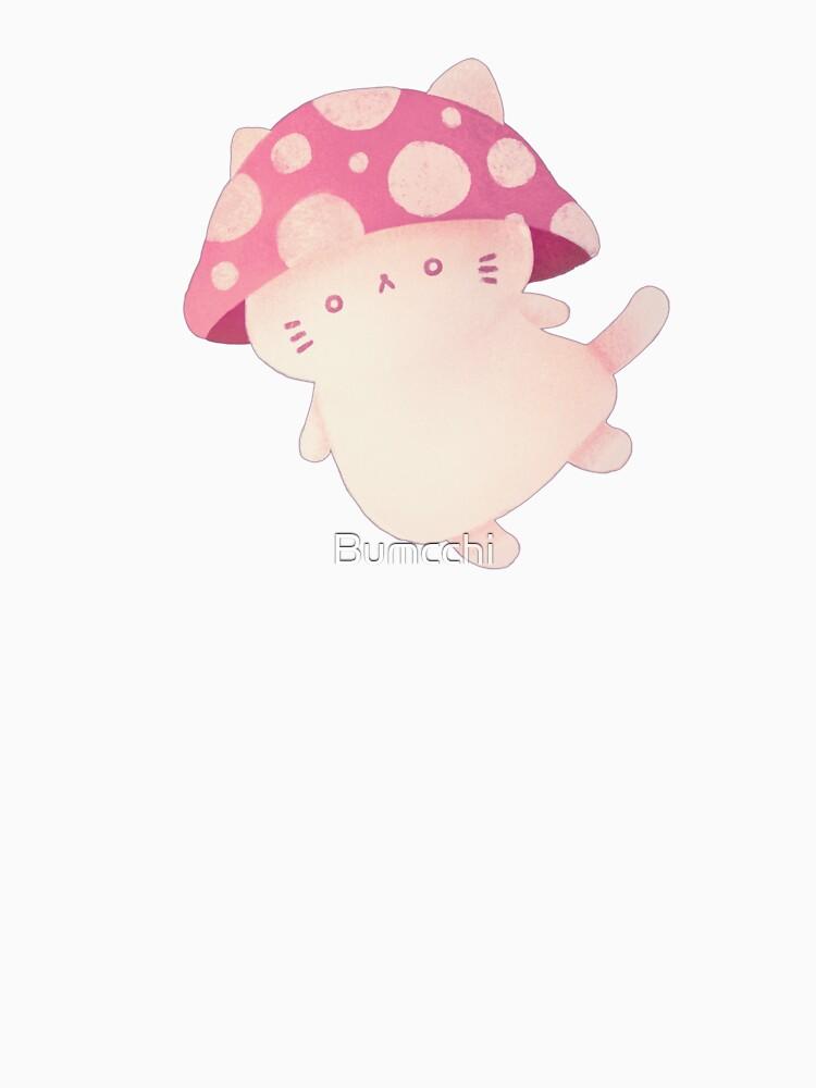 Fungus Cat  by Bumcchi