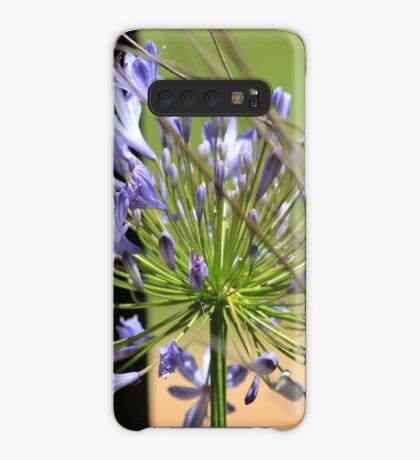 Agapanthus beauty Case/Skin for Samsung Galaxy
