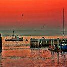 Twighlight in Monterey by Ann J. Sagel