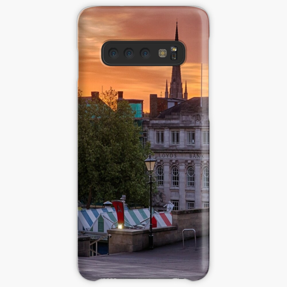 Market Rise Case & Skin for Samsung Galaxy