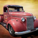 40 Chevy Pickup by Hawley Designs