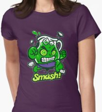 Smash! Women's Fitted T-Shirt