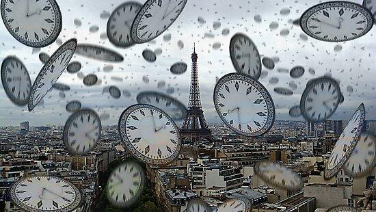 Paris Time by Harvey Schiller
