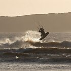 Kite Surfer by Marylou Badeaux