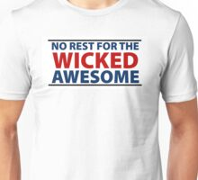 Wicked Awesome - Boston Strong Unisex T-Shirt