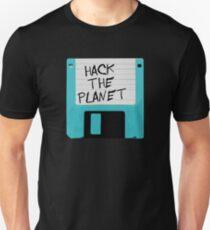 Hack den Planeten Unisex T-Shirt