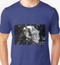 Zen Meditation in The Water Buddha Face T-Shirt