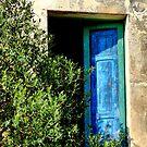 """a blue window by Antonello Incagnone """"incant"""""""