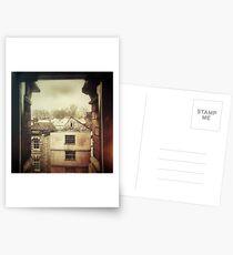 Old Buildings, New Buildings Postcards