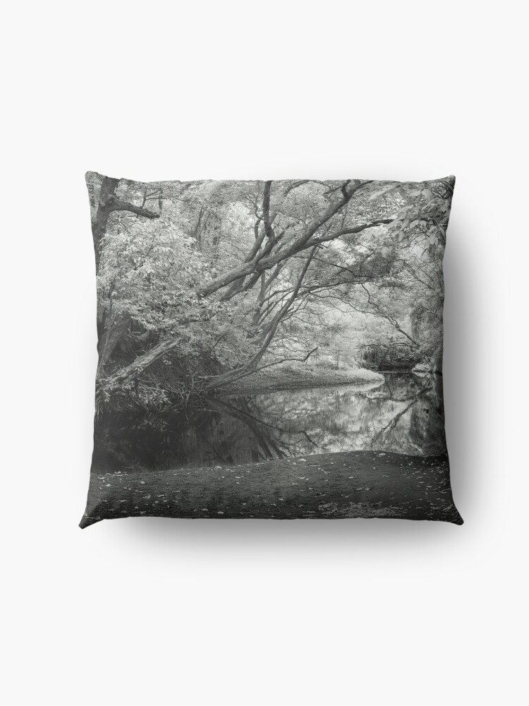 Alternate view of Reflecting infrared Floor Pillow