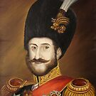 Moldavian Prince Sturza by Sorin Apostolescu