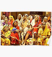 Waari - The colors of India Poster