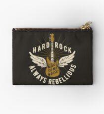 Hard Rock Always Rebellious Zipper Pouch