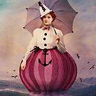 Pink Suzette by Catrin Welz-Stein