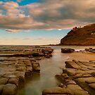 Glorious Garie beach by donnnnnny