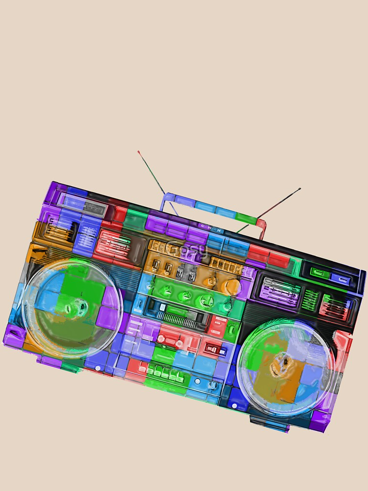 Boombox by Gosy