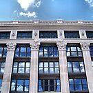 The Oklahoman & Times Building, Oklahoma City by Crystal Clyburn