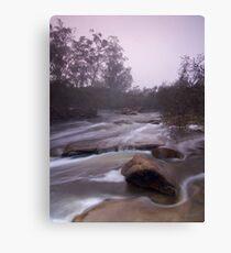 Misty Avon Canvas Print