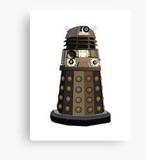 Dalek Canvas Print