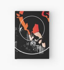 GUARDIAN DEVIL Version2 Hardcover Journal