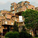 Habitat 67 by Wanda Staples