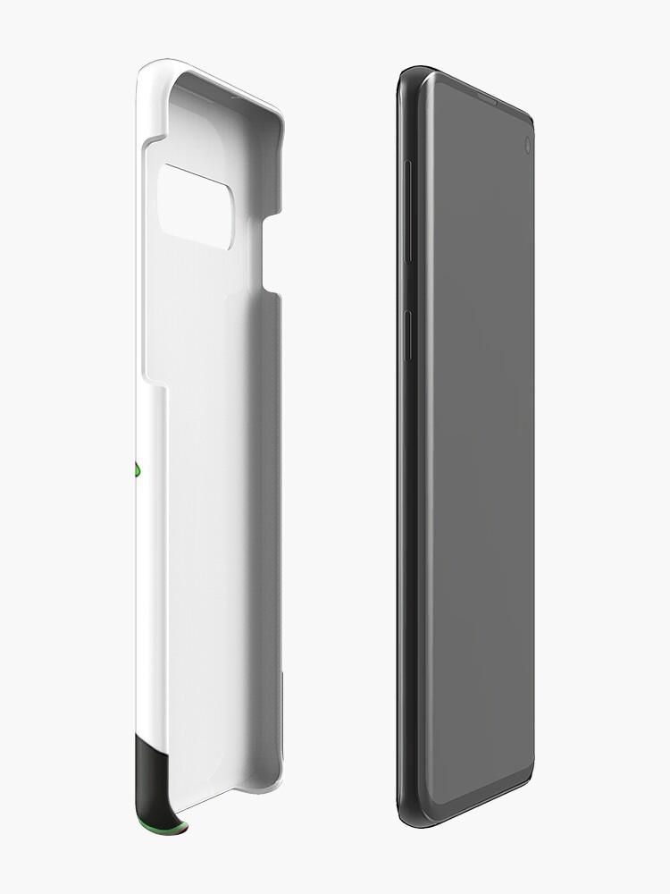 Alternative Ansicht von Lil Uzi Hülle & Klebefolie für Samsung Galaxy