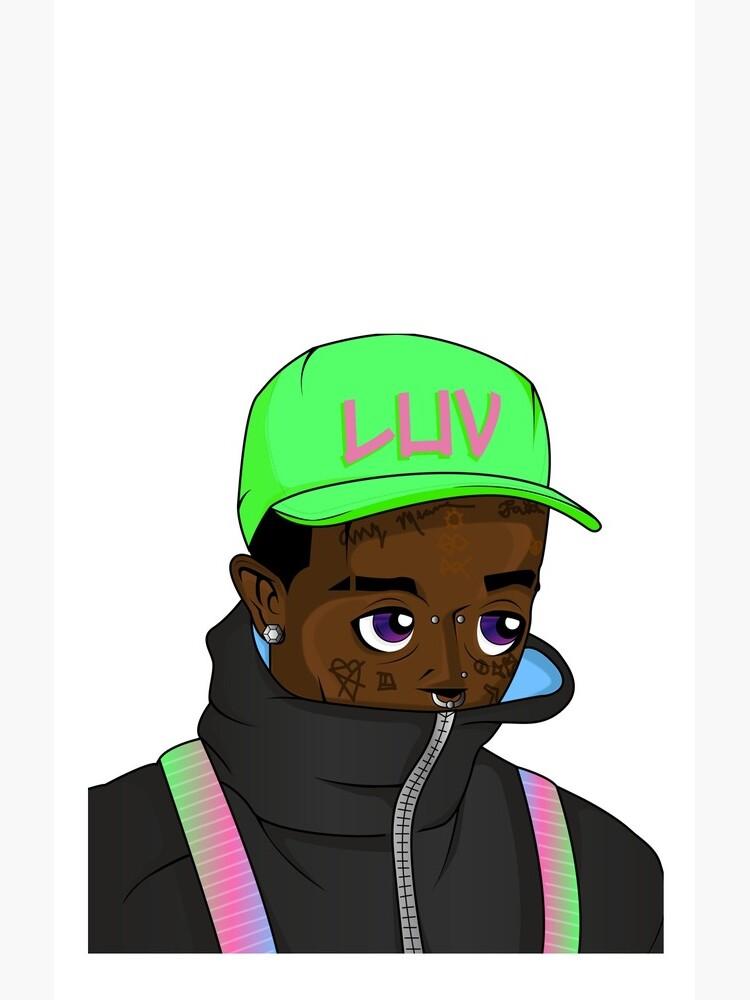 Lil Uzi von FeasibleGFX