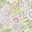 Pastell Sommer von OkopipiDesign