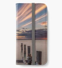 Ryde Pier Structure Isle Of Wight iPhone Wallet/Case/Skin