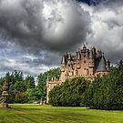 Glamis Castle - Scotland by NeilAlderney