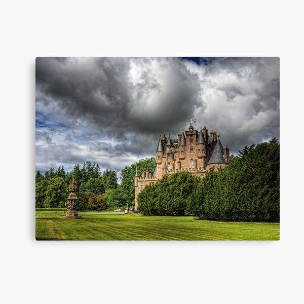 Glamis Castle - Scotland Canvas Print