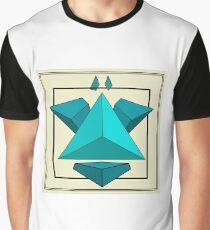 construct#08 T-shirt graphique