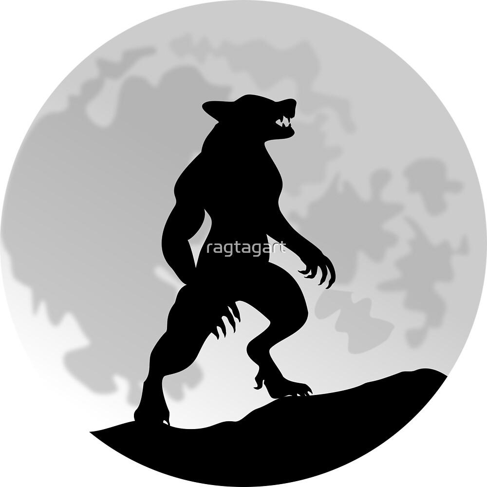 Werewolf by ragtagart