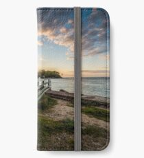 Fishbourne Sunset Isle Of Wight iPhone Wallet/Case/Skin