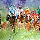 Final Hurdle by Ruth S Harris