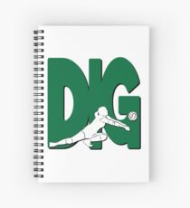 DIG, Volleyball Spiralblock