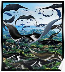 Ocean Invasion #7: The Great Migration Poster