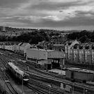 Aberdeen Railway by Greig Nicholson