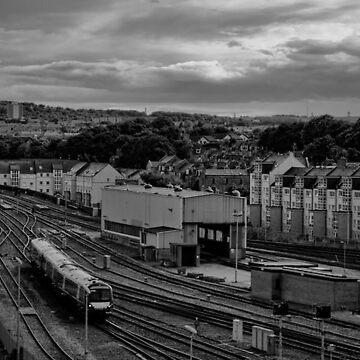 Aberdeen Railway by greigsy